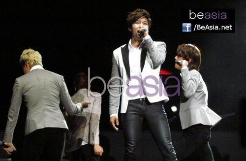 UKISS Concert  au Perou Photos