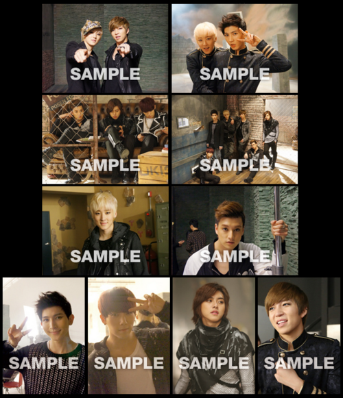 Photo Cards Alone (Samples)