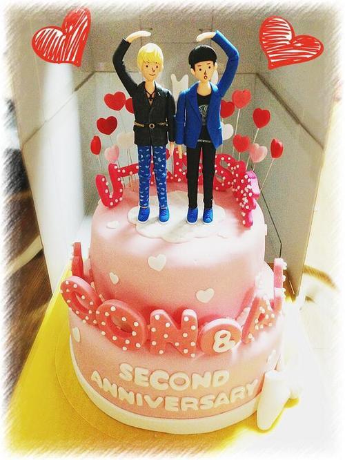 2eme anniversaire Hoon & AJ