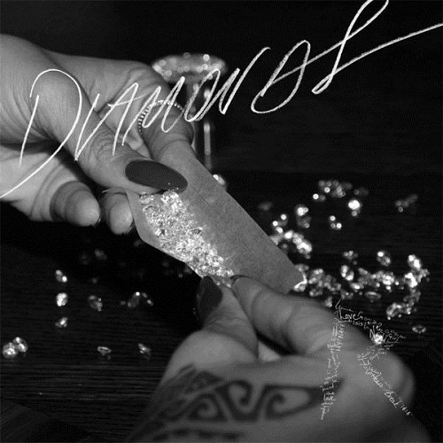 Love / Diamonds In The Sky (2012)