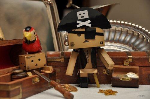 Danbo pirate