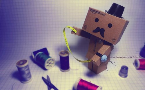 Danbo couturier