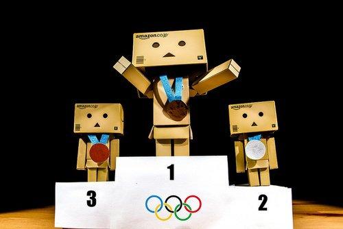 Danbo champion Olympique