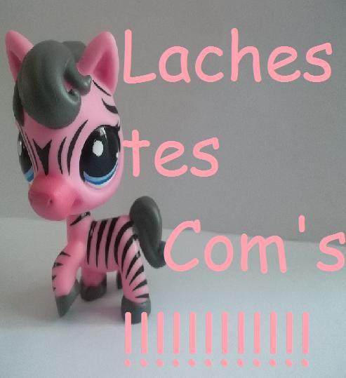 LACHE TES COM'S :P