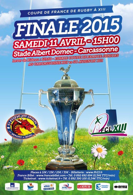 Coupe de France – Tous à Domec ce samedi !