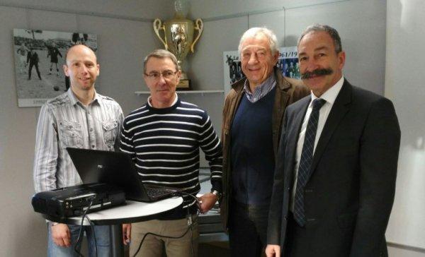 Les entraîneurs Elite réunis à Lézignan