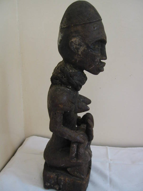 ETHNIE AFRICAIN YOMBE