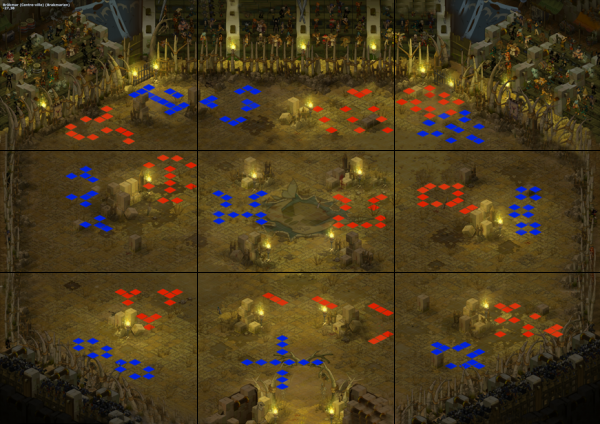 Map Aréne