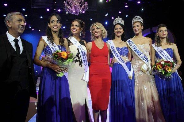 Azuima Issa - Miss Réunion 2015