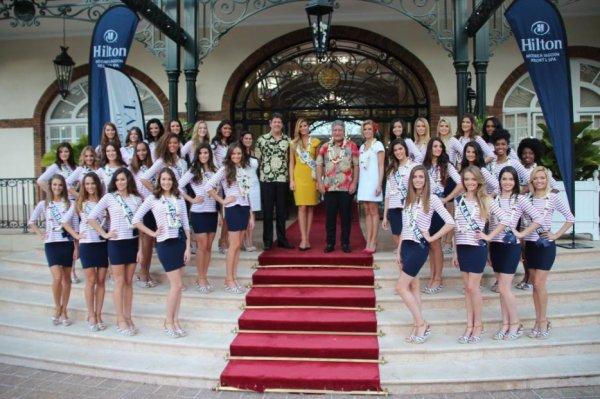 Préparation Miss France 2016