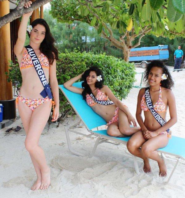 Azuima - Préparation Miss France 2016