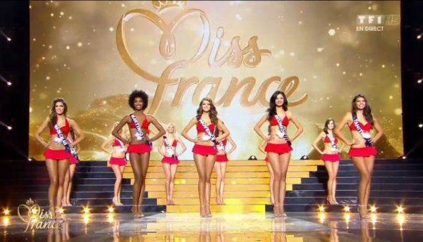 Élection Miss France 2016