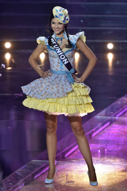Azuima Issa - Election Miss France