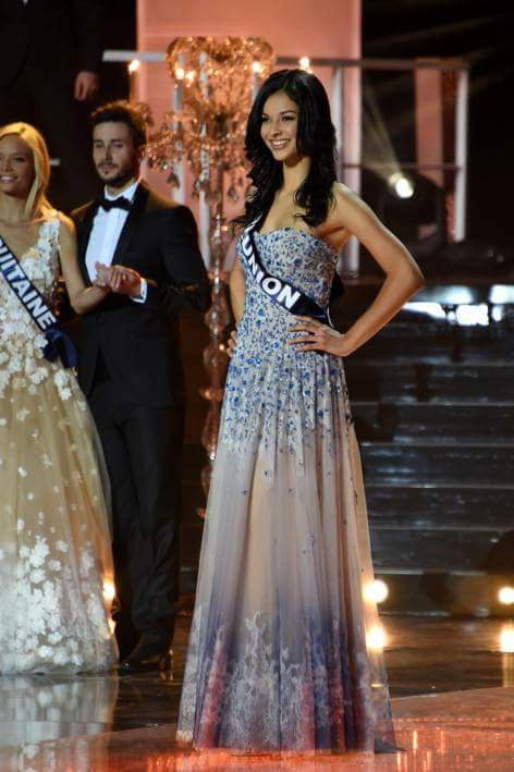 Azuima - élection Miss France 2016