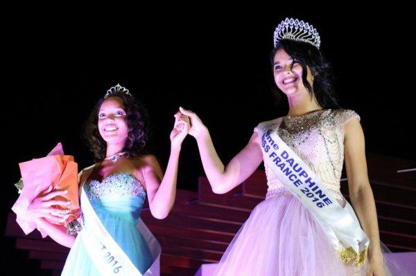 Azuima Issa - Election Miss Réunion Ouest 2016