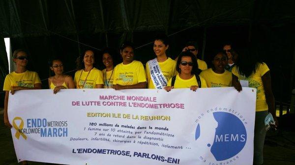 Azuima - journée de lutte contre l'endometriose