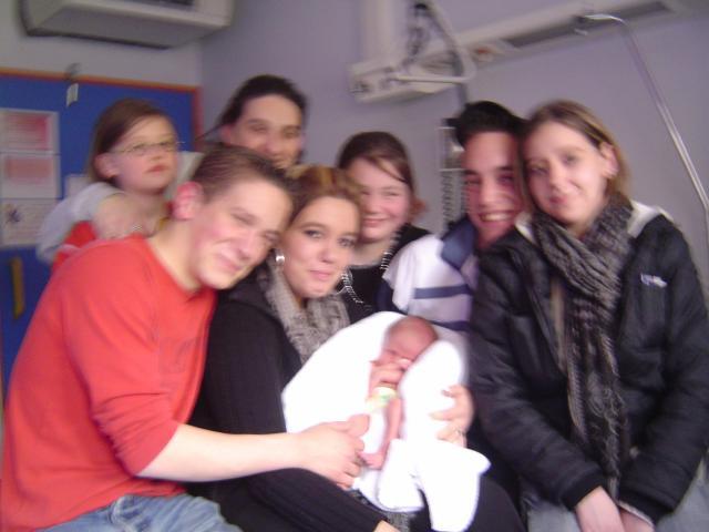 ma famille avec mon frere