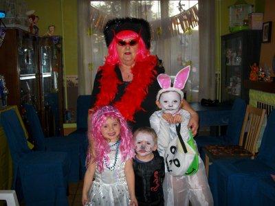 soirée halloween 2011