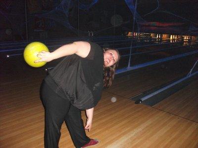 soirée au bowling 2011