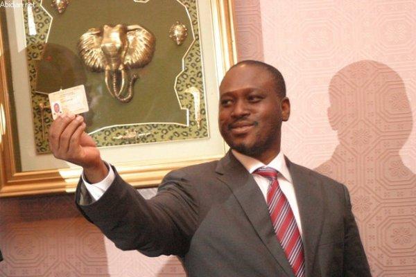 Reconnaissance - Hommage des filles et fils des départements de Ferkessédougou et Ouangolodougou
