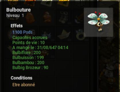 Le plus bizarre up 200 d'une team / Dofus Pourpre