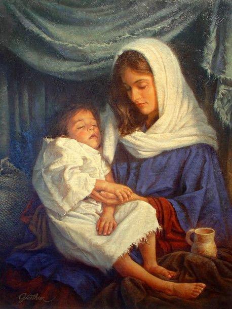 """EXTRAIT D'UN MESSAGE DE LA VIERGE MARIE, RECU PAR LA FILLE DU OUI A JESUS.....LORS D'UNE RENCONTRE A ANNECY-LE-VIEUX, (FRANCE)......LE 26 AVRIL 2016 '""""PREPARATION AU JOUR D'ETERNITE"""""""