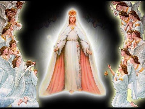 ASSOMPTION DE LA VIERGE MARIE.......15 AOUT 2018 - LIVRE DU CIEL // JESUS A LUISA - LA FETE DE LA DIVINE VOLONTE OPERANTE DANS LA CELESTE REINE.
