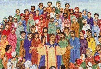 """EVANGILE DE JESUS-CHRIST, DU SAMEDI 15 DECEMBRE 2018 & LIVRE DU CIEL. JESUS A LUISA : """"ANALOGIE ENTRE LA CONCEPTION DE JESUS ET L'EUCHARISTIE"""""""