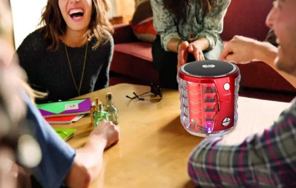 Which would you choose? The Bluetooth speaker and Wi-Fi speaker?