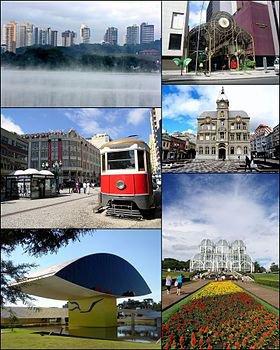 Curitiba  brésil