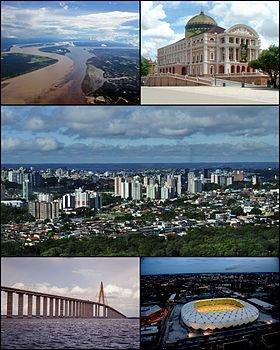 Manaus  brésil