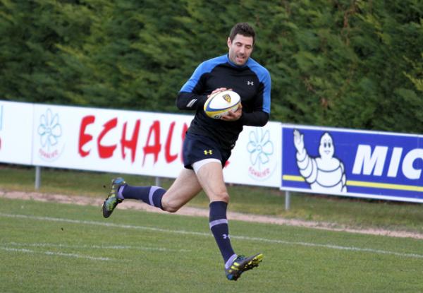 Bordeaux - ASM 21 décembre 2012