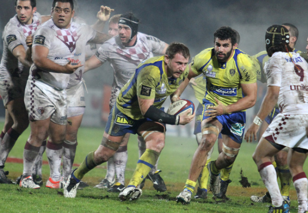 Clermont passe en force à Bordeaux 24 à 28