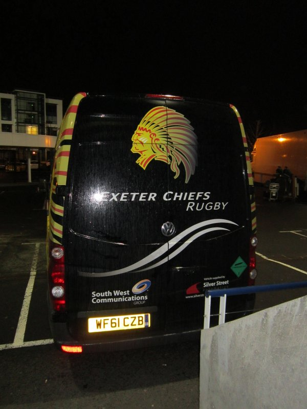 Clermont - Exeter 'Supporters' + résumé en vidéo