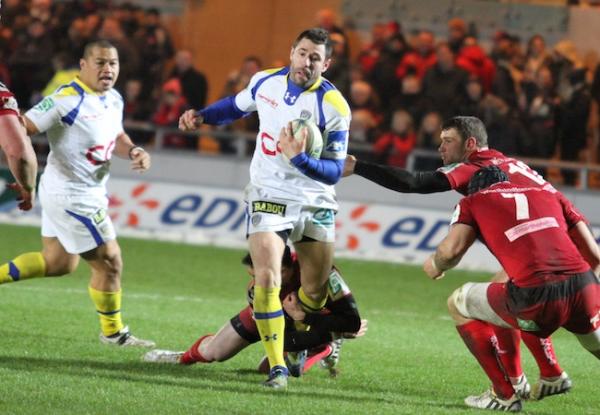 Llanelli-Clermont (0-29) - Clermont avec autorité
