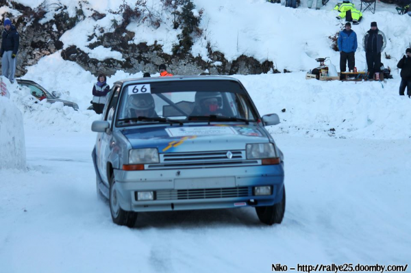 Photos de Cédric et Sylvain à La Ronde du Jura 2013