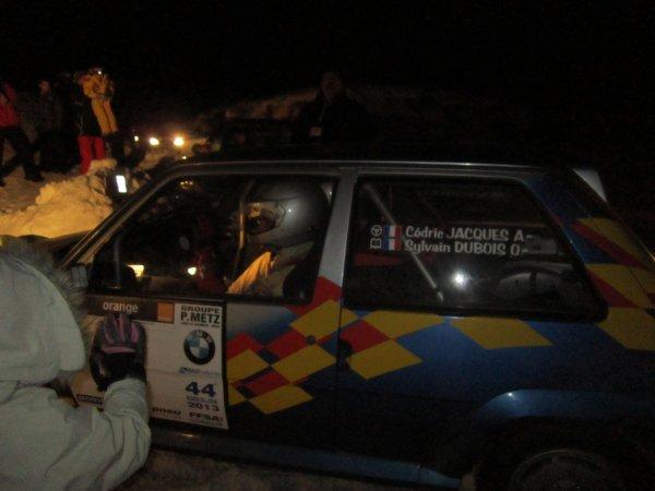 Dernière série vidéo et photos de Cédric et Sylvain à la Ronde du Jura 2013