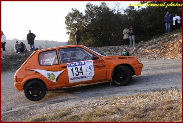 Résulats rallye de Vaison la Romaine