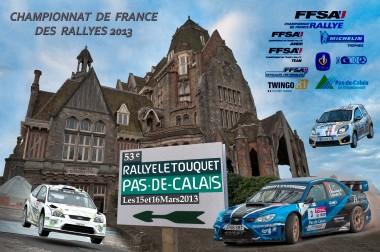 Rallye du TOUQUET 15-17 mars