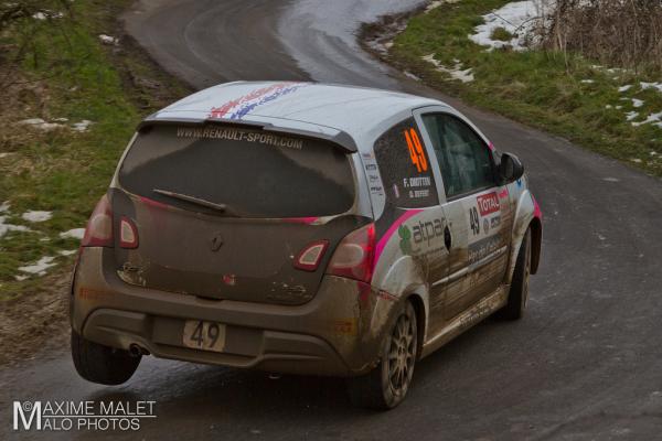 Résultats du rallye du Touquet