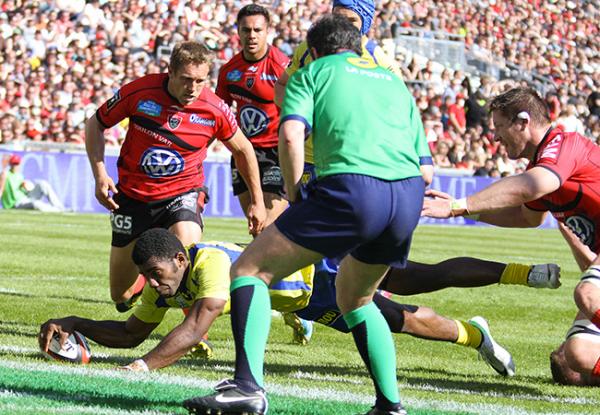 Toulon 26 – Clermont 26  Un nul qui n'en a que le nom !