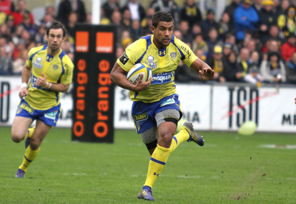 Clermont assome le champion Toulousain 39 à 17