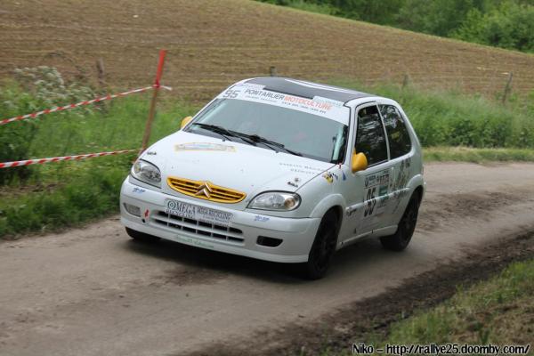 Liste des forfaits et abandons au rallye du Val d'Orain