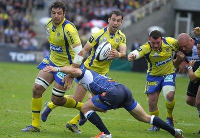 Clermont - Castres 9 à 25