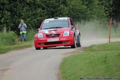 Rallye de la Matheysine 1er et 2 juin