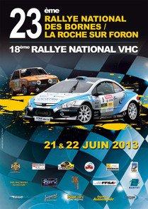 21 et 22 Juin 2013 – Bornes / La Roche sur Foron (National)
