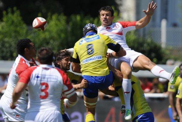 Biarritz - ASM 18 à 22 Une victoire qui lance la saison !