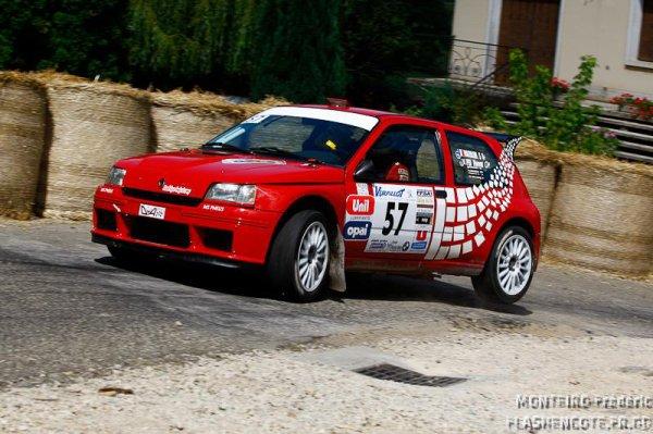 Résultats du Rallye du Sel 'Grosjean enfin !