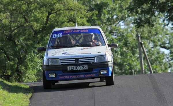 Rallye du SEL pour Jérémi et Anthony
