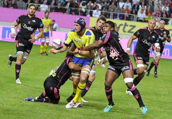 Paris 23 – Clermont 16 Mention bien, pour le onzième point !